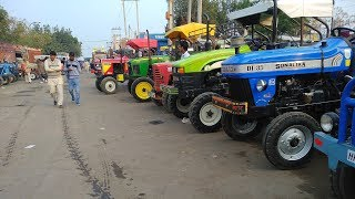 Fatehabad Tractor Mandi (20/01/2019) कोई भी ट्रैक्टर ख़रीदे व बेचे Fatehabad Haryana