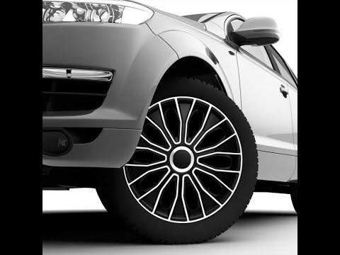 Как установить колпаки на колеса автомобиля