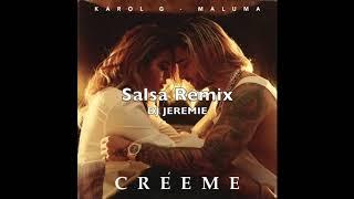Karol G Maluma Cr eme Salsa Remix DJ J r mie.mp3