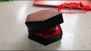 DIY Miraculous Box   Miraculous: Tales of Ladybug and Cat Noir