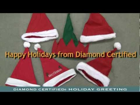 Happy Holidays - Jingle Bells by the staff at American Ratings Corporation