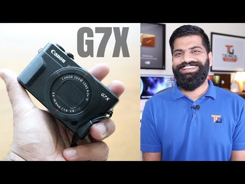 My New Weapon - Canon G7X Mark II Unboxing & First Look