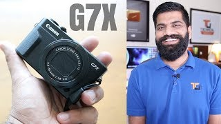 Video My New Weapon - Canon G7X Mark II Unboxing & First Look download MP3, 3GP, MP4, WEBM, AVI, FLV Juli 2018