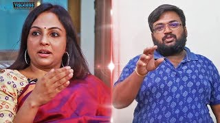 90 ML director fight with reviewer Prashanth for his negative review on 90 ML | Oviya | Simbu