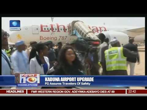 Kaduna Airport Commences International Operations