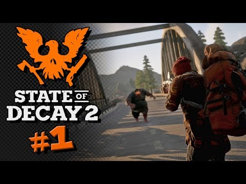 State of Decay 2 | Part 1 | Hammy Streams