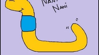 HEY LITTLE WORM by NANI NANI FOR KIDS