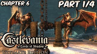 Castlevania: Lords Of Shadow - Let's Play - Chapter 6 Part 1/4 Castle Courtyard