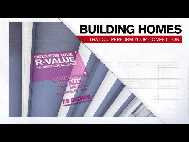 Owens Corning ProPink® High Performance Conditioned Attic System