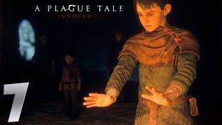 A Plague Tale Innocence. Прохождение. Часть 7 (Замок)