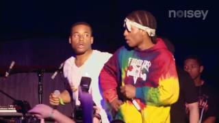 Asap rocky goes fighting!!!