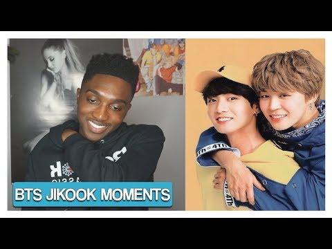BTS Jikook / Kookmin Moments Reaction...