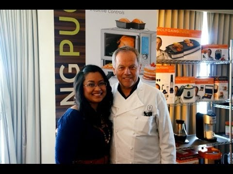 Wolfgang Puck Pressure Oven | Interview with Momma Cuisine ...