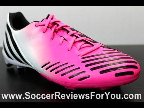 Adidas predator absolado 12 db / bianco / nero unboxing super rosa