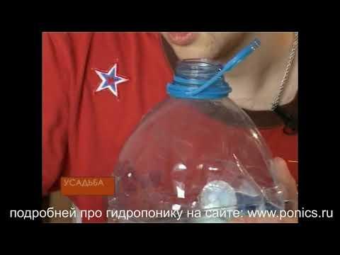 видео: 2_Гидропоника это просто!