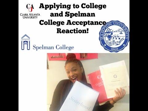 Spelman College Admission Chances?