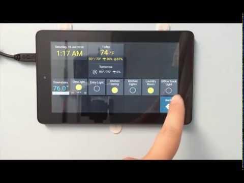 Openhab Dashing Dashboard On Chromecast Doovi