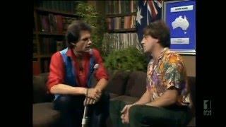 Countdown (Australia)- Molly Meldrum Interviews Harry Casey- April 20, 1980- Part 1