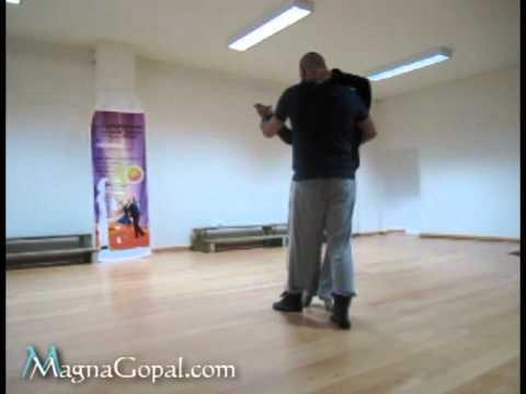 Magna Gopal & Ivo Veira Semba Dancing in Coimbra, 2011