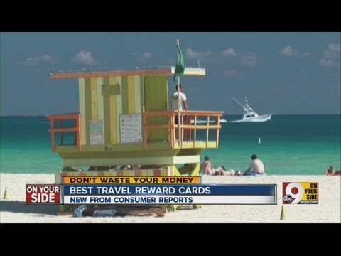 What Credit Cards Offer The Best Travel Deals