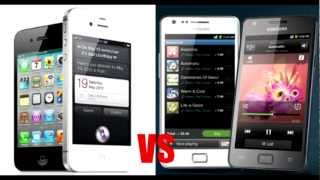 ответ wylsacom сравнение iphone 4s и samsung galaxy s2