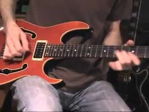 Paul Gilbert - Technical Difficulties (Racer X)