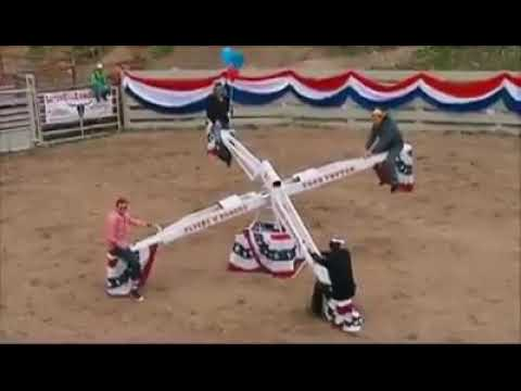The Toro Totter, Jackass