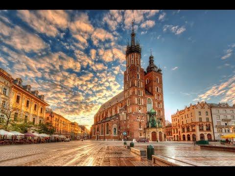 Тур по Европе, Часть 1 -  Дорога до Кракова (Польша - Краков, Германия - Дрезден, Чехия - Прага)