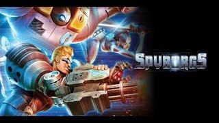 Spyborgs - # 1 Nintendo Wii