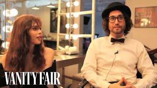 Sean Lennon Answers Vanity Fair
