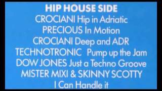 Holiday in adriatic Hip House 1/2 1989