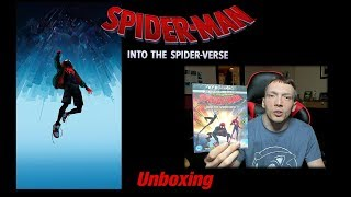 Unboxing - 4KUltraHD - Bluray Spider-Man: Into the Spider-Verse