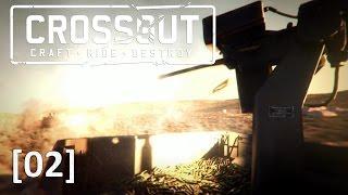 CROSSOUT [02] [Ein kleines bisschen mehr BUMMS bitte] [Let's Play Gameplay Deutsch German] thumbnail