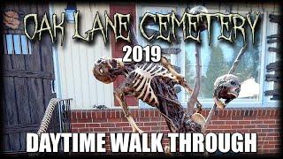 Oak Lane Cemetery 2019 Daytime Walk Through