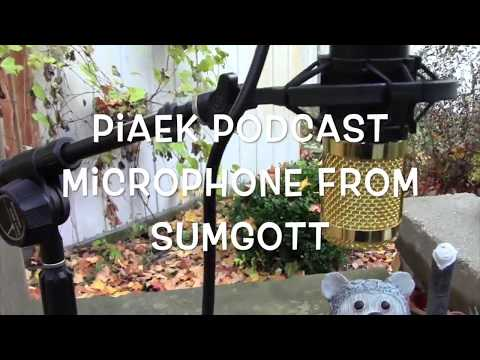 Sumgott Professional Condenser Studio Broadcasting Microphone Review