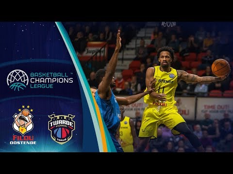 Filou Oostende V Polski Cukier Torun – Highlights – Basketball Champions League 2019-20