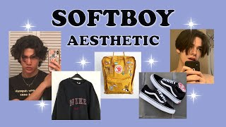 ⭐︎Softboy 𝑨𝒆𝒔𝒕𝒉𝒆𝒕𝒊𝒄 ⭐︎// Finding your aesthetic #27
