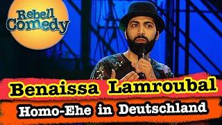 Benaissa Lamroubal – Homo-Ehe in Deutschland