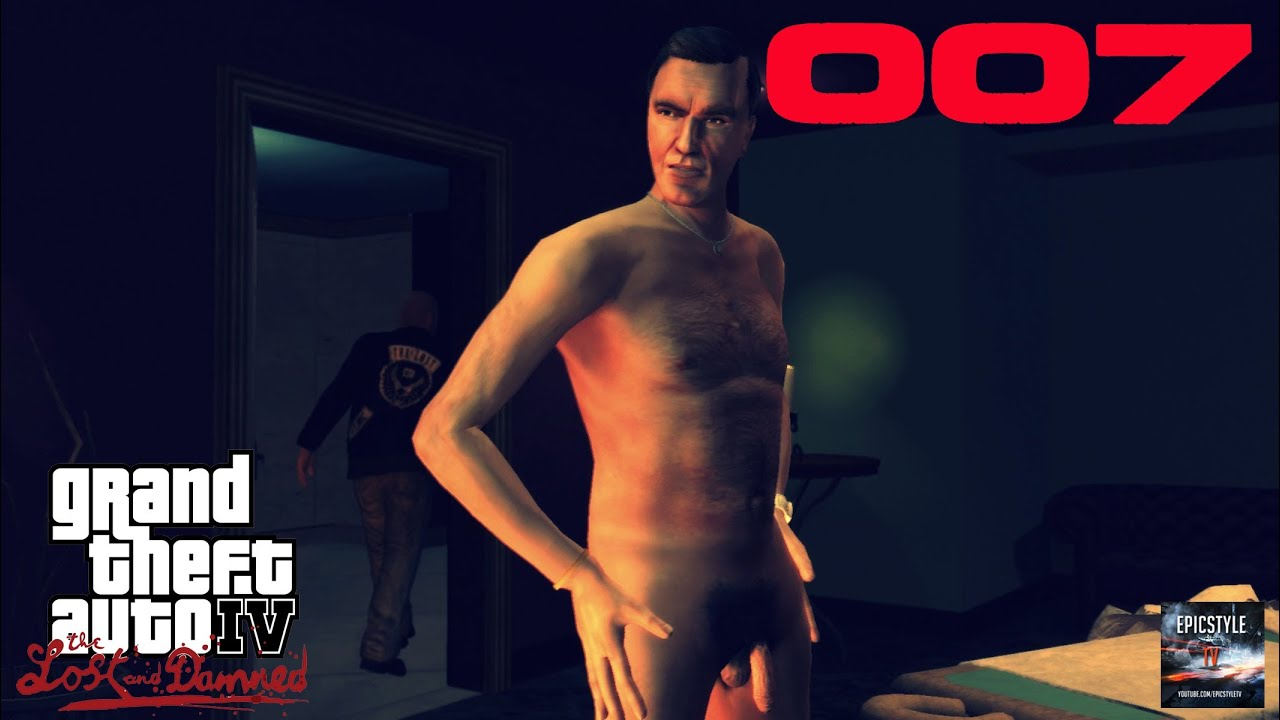 Share your gta lost damned naked criticism write