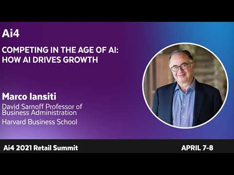 Competing in the Age of AI: How AI Drives Growth