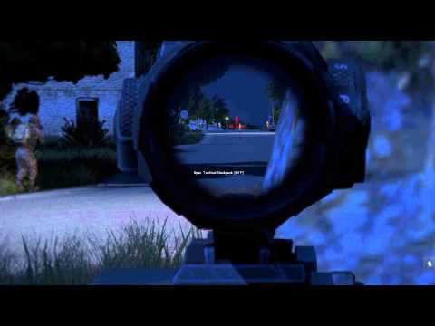 ArmA 3 - Zaros ( Tactical Stealth Squad)