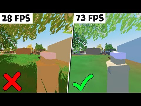BEST UNTURNED SETTINGS FOR PVP SERVERS GUIDE!