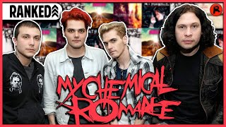 Every My Chemical Romance Album RANKED Worst to Best