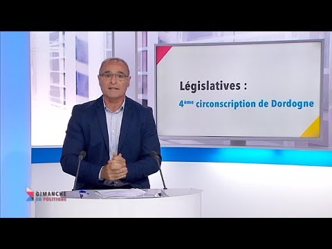 Dimanche en politique Aquitaine : Débat 4e circonscription de la Dordogne