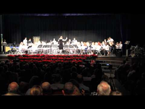 Ancient Carol - Jefferson Township Middle School Select Band 2015