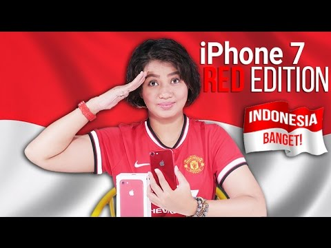 Review IPhone 7 Red Yang Indonesia Banget!