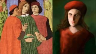 Джованни Пико делла Мирандола - итальянский философ, гениальный мыслитель эпохи Возрождения.