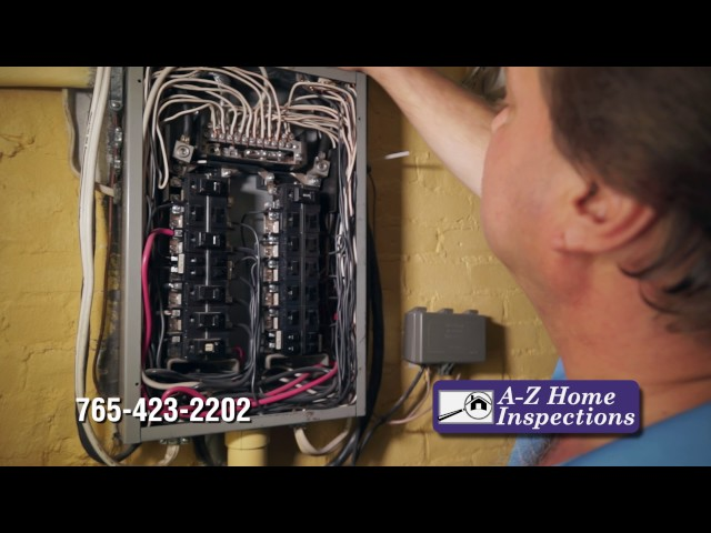 Video Thumbnail of A Z Home Inspection