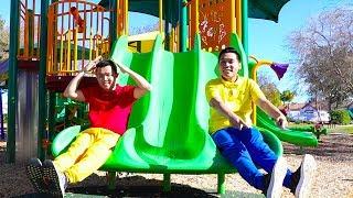 Head Shoulders Knees & Toes Song | Fun Nursery Rhymes & Kids Songs