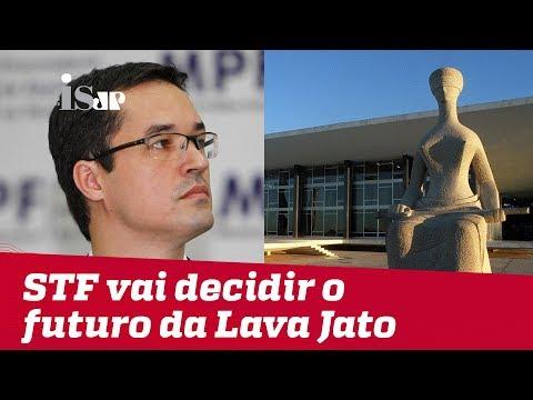 STF decide passado e futuro da Lava Jato